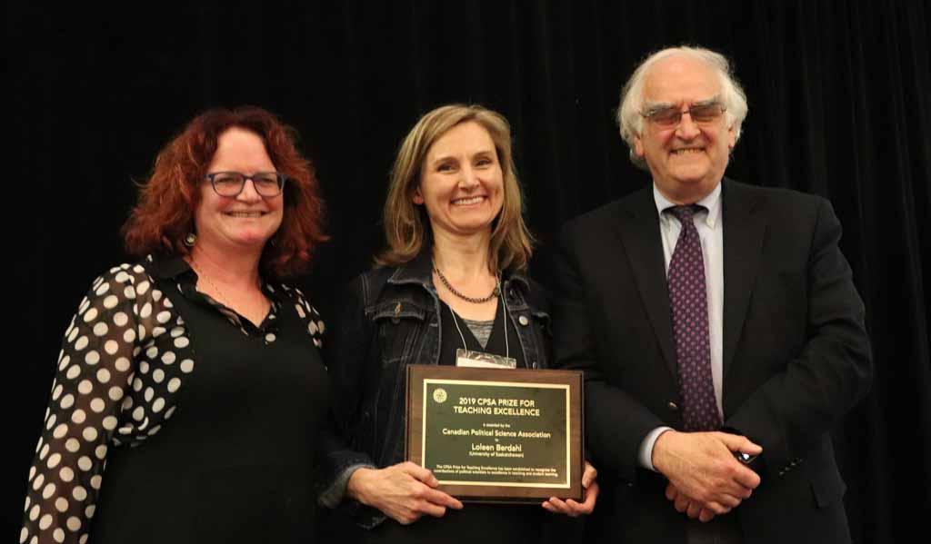 2019 Prix d'excellence en enseignement de l'ACSP